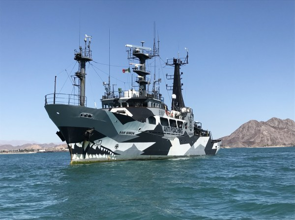 In Mexico, A Last-Ditch Effort To Save The Vaquita, On The ...