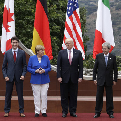 G-7 Summit Ends Without U.S. Joining Consensus On Climate Change