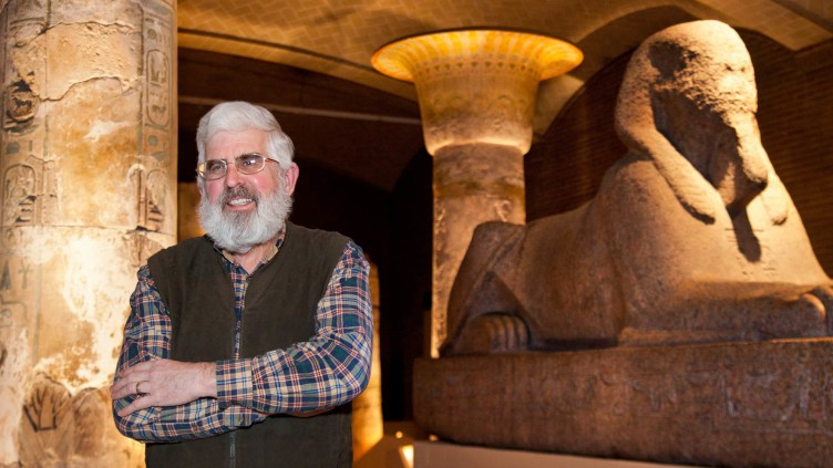 Patrick McGovern, scientific director of the Biomolecular Archaeology Laboratory at the University of Pennsylvania Museum, delves into the early history of fermentation in his latest book.