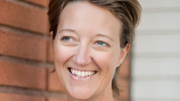 Jennifer Howd, author of Sit, Walk, Don