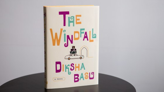 The Windfall, by Diksha Basu.