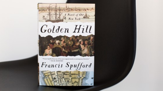 Golden Hill, by Francis Spufford