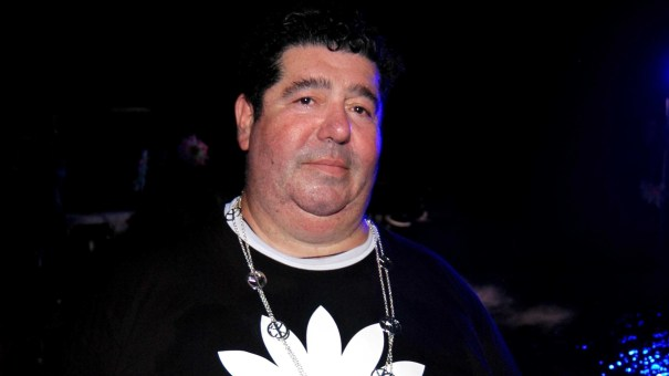 Rob Goldstone at a benefit in August 2009 in Water Mill, NY.