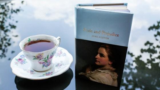 Pinkies up, Janeites! We mark the bicentennial of Austen