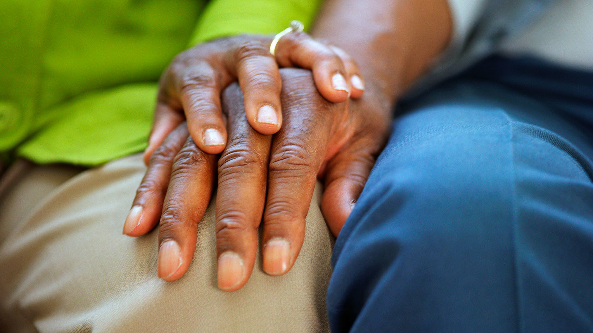 New research finds that African-Americans who grow up in harsh environments and endure stressful experiences are much more likely to develop Alzheimer