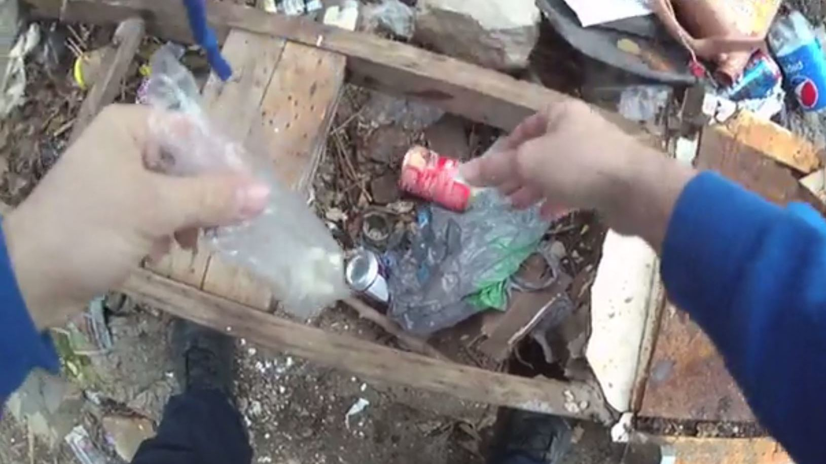 Baltimore Police Caught Planting Drugs In Body-Cam Footage ...