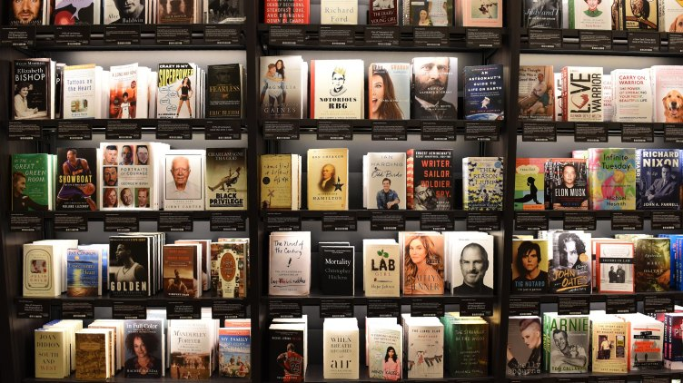 Books at Amazon