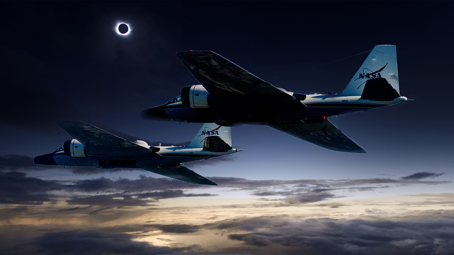 NASA Jets Will Extend Eclipse By Chasing Moon's Shadow ...