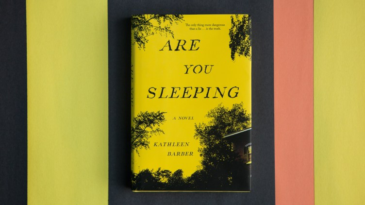Are You Sleeping By Kathleen Barber.