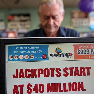 Convenience Store In Massachusetts Sells Winning Powerball Ticket