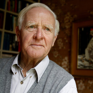 In 'A Legacy Of Spies,' John Le Carré Goes Back Out In 'The Cold'