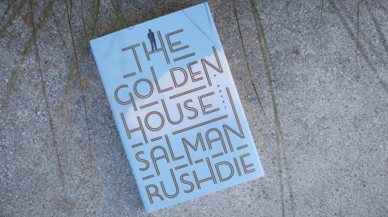 The Golden House, by Salman Rushdie