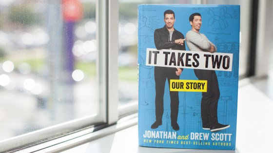 It Takes Two: Our Story, by Drew and Jonathan Scott.