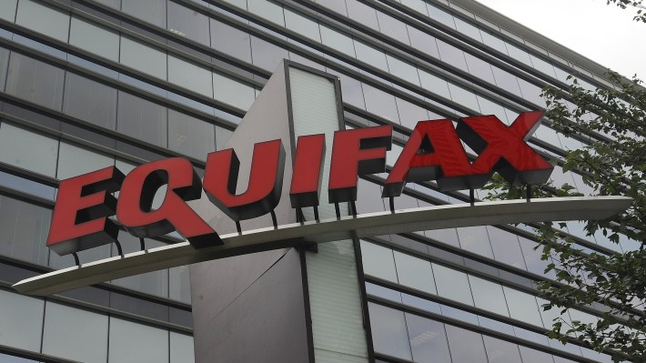 The corporate headquarters of Equifax Inc. in Atlanta.
