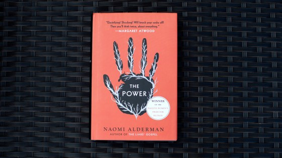 The Power By Naomi Alderman.