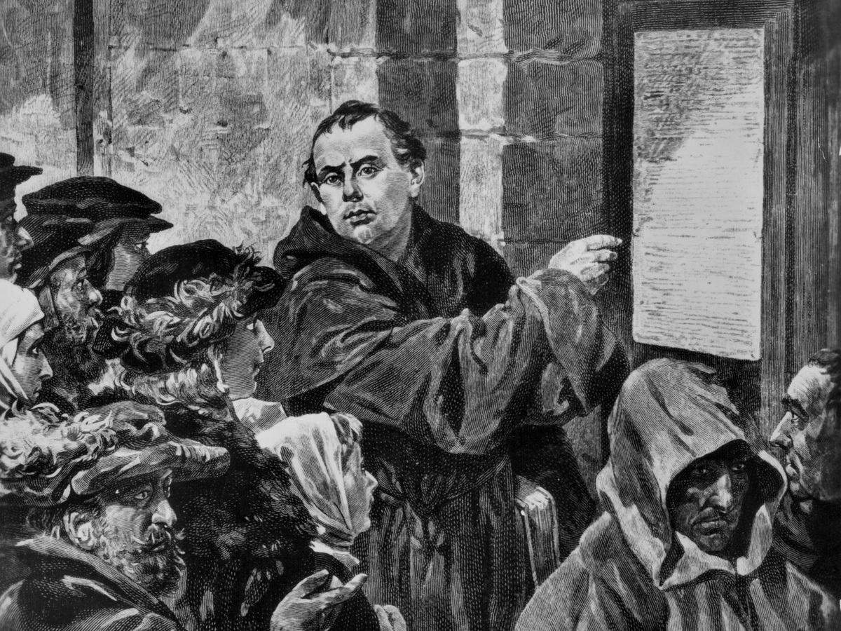 Recipes For Reformation A Menu To Mark Martin Luther