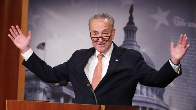 FACT CHECK: Trump Singles Out Chuck Schumer After N.Y. Terrorist Attack :  NPR
