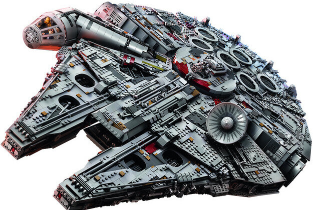 What s  800 And Already Sold Out  This Lego Star Wars Ship   The Two     This Lego Star Wars Ship