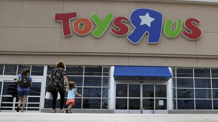 A bankrupcty court judge approved a plan for Toys R Us to pay its top executives millions in bonuses, even as the company struggles to stay afloat.