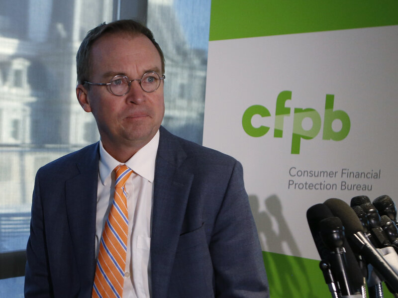 CFPB Under Fire  Trump Budget Would Slash Funding For Consumer     Trump Administration s Latest Strike On CFPB  Budget Cuts