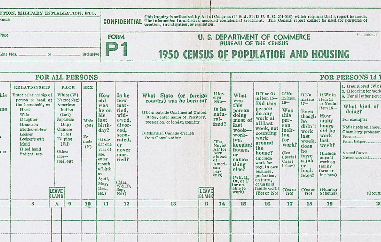 Fact Check Has Citizenship Been A Standard Census