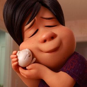 In Pixar's First Female-Directed Short, A Dumpling Child Fills An Empty Nest