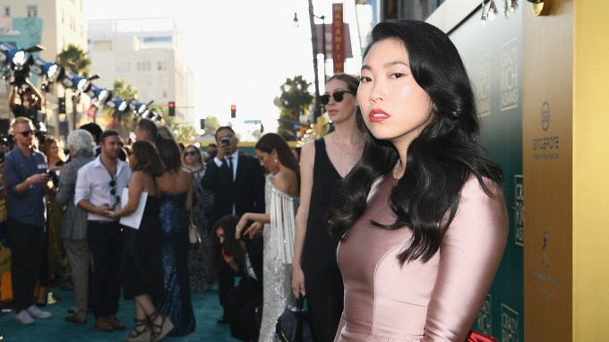 crazy rich asians' star awkwafina has always 'aggressively