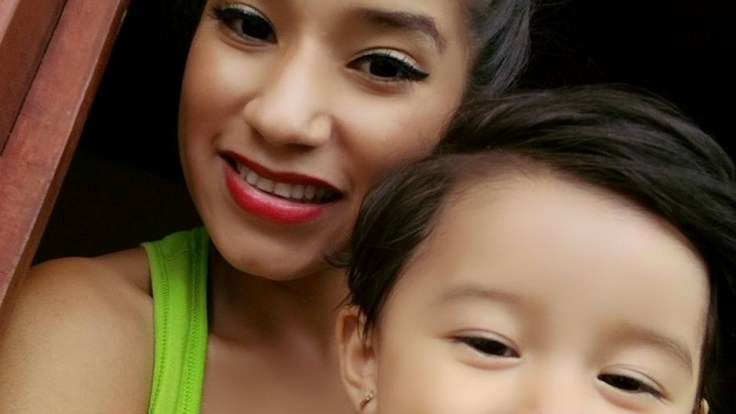 Mariee Juárez and her mother, Yazmin Juárez. Mariee died after being detained along with her mother at the South Texas Family Residential Center in Dilley, Texas