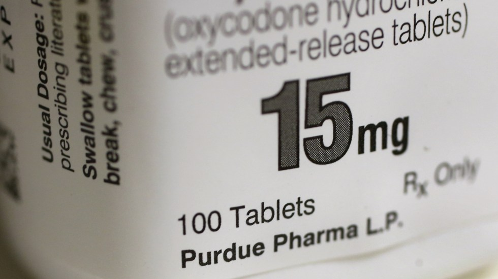Purdue Pharma, maker of the opioid OxyContin, has a subsidiary that won a patent for a treatment for opioid addiction.