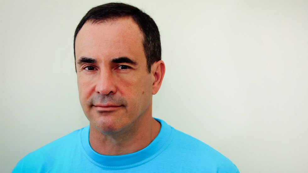 Gregg Gonsalves, a global health advocate, is one of this year