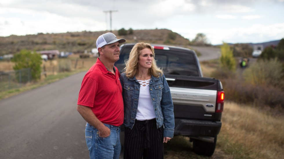 When the mines in the North Fork Valley started laying off employees, Eric and Teresa Neal hired and retrained former coal miners to learn how to work with fiber optic cable.