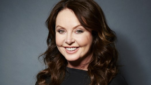 Sarah Brightman poses for a portrait on April 15, 2013 in New York.