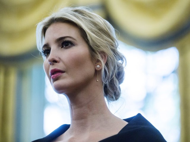 Ivanka Trump Reportedly Used Personal Email Account For Official White House Business Npr