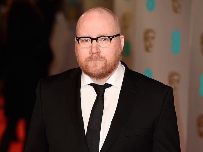 Jóhann Jóhannsson attends the EE British Academy Film Awards in London in 2015.