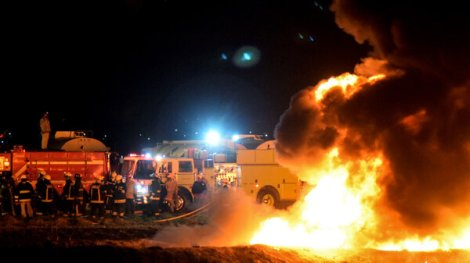 More Than 60 Dead, Dozens Injured In Mexican Pipeline Explosion
