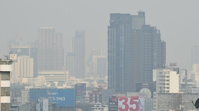Thai Officials Close Schools As Toxic Air Pollution Chokes Bangkok