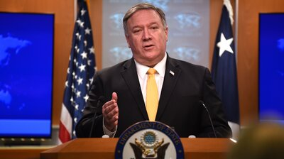 U.S., And Now Russia, Announce Plans To Withdraw From Nuclear Arms Control Treaty