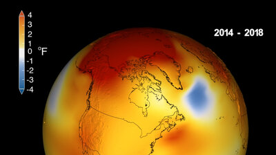 2018 Was Earth's Fourth-Hottest Year On Record, Scientists Say