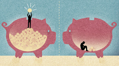 Why No One Feels Rich: The Psychology Of Inequality