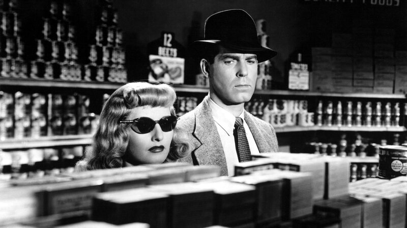 Double Indemnity' Is 75, But Anklets (And Film Noir) Are Forever : NPR