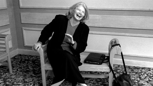 The late opinion journalist Molly Ivins, a syndicated columnist and public speaker, is the subject of the new documentary film Raise Hell.