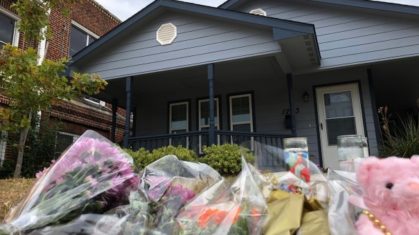 Bouquets of flowers and stuffed animals are piling up outside the Fort Worth home of 28-year-old Atatiana Jefferson who was shot to death early Saturday morning by Ft. Worth Police Officer Aaron Dean.