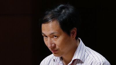 Chinese Researcher Who Created Gene-Edited Babies Sentenced To 3 Years In Prison