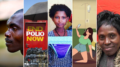 Reporters Pick Their Favorite Global Stories Of The Decade