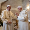 In a new book, retired Pope Benedict breaks the silence to talk about priestly celibacy