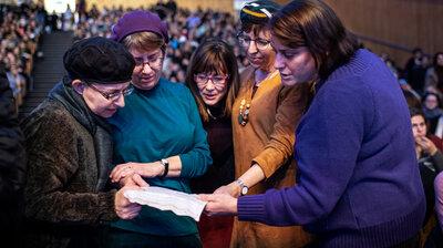 Orthodox Jewish Women Take A New Lead In Talmud Study In Israel