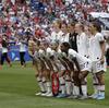 Federal Judge Dismisses U.S. Women's Soccer Team's Equal Pay Claim
