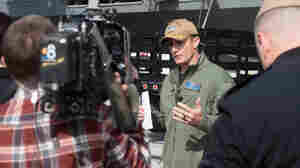 In A Reversal By Navy, Sacked Captain Of USS Roosevelt Will Not Be Reinstated