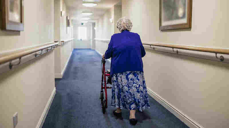 Nursing Homes Struggle As Staff Choose Unemployment Checks Over Paychecks
