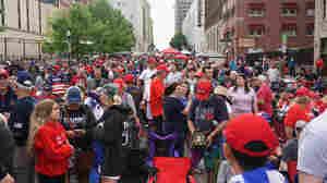 6 Trump Staffers Test Positive For COVID-19 Ahead Of Tulsa Rally